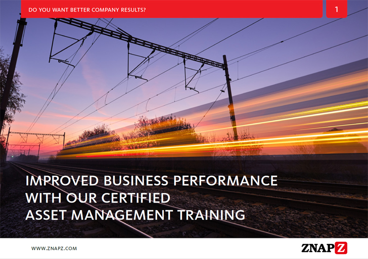ZNAPZ Asset Management Training