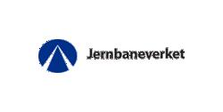 Jernbaneverket-logo